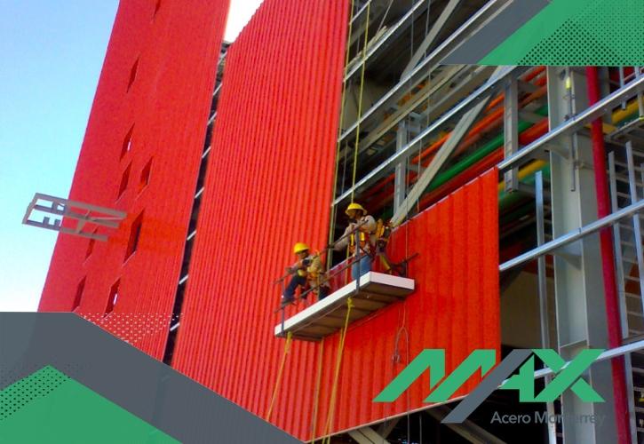 La lámina pintro es un acabado especial que trata de proteger a la lámina y de hacerla más fuerte.¡Somos fabricantes de láminas! Enviamos a todo México.