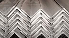 Acero comercial, perfil ángulo de acero.