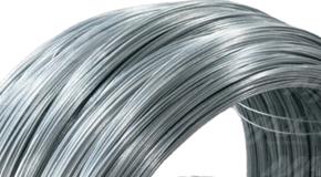 Alambre en rollo con galvanizado extra 100% de zinc.