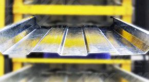 Lámina KR-18 galvanizada; lámina calidad Ternium.