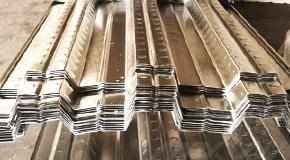 Losacero galvanizada 30 Ternium. Venta de láminas metálicas losacero Ternium al mejor precio.