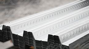 Losacero 30 zintro Ternium, lámina galvanizada 100% de zinc para mayor resistencia a la corrosión.