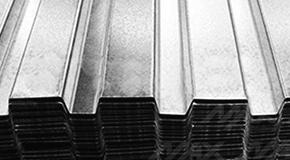 Venta de lámina acanalada RD-91.5 galvanizada zintro Ternium.