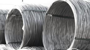 Rollo de alambrón de acero. Venta y distribución por Max Acero Monterrey.