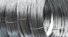 Venta de alambres galvanizados con presentación en rollo. Max Acero Monterrey.